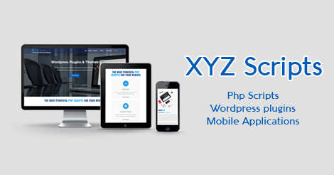 XYZScripts com | PHP Clone Scripts, Wordpress Plugins, Mobile Apps