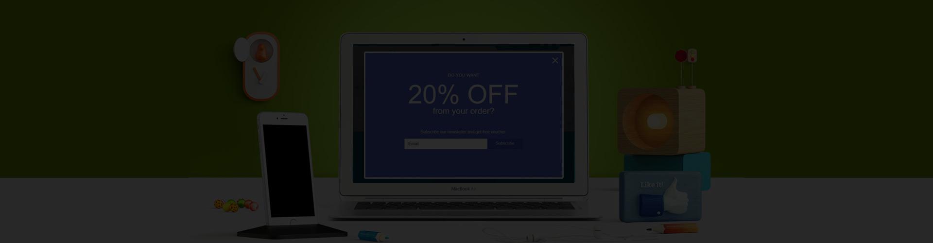 Full Screen Popup