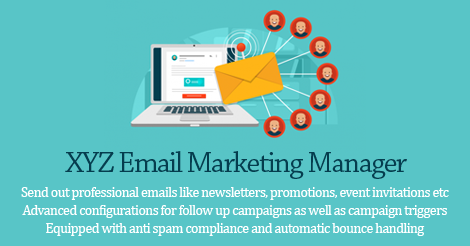 XYZ Email Marketing Manager