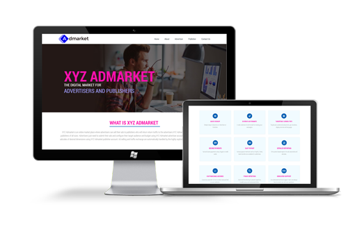 EXT 1910 External Theme for XYZ Admarket