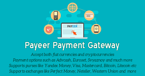 Payeer Payment Gateway